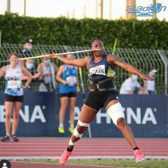 Athlétisme: Rupture des ligaments croisés pour Alexie Alaïs