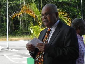 Raymond Tarcy, l'ancien Sénateur et maire de Saint-Laurent est décédé