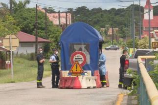 Iracoubo : Trop Violans bloqué au poste de contrôle routier