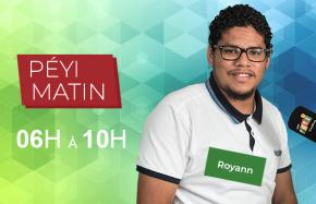 PEYI MATIN WEEK-END avec Royann