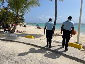 Guadeloupe : mise en place d'un couvre-feu de 22 heures à 6 heures