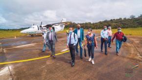 Ça y est, la liaison aérienne entre Cayenne et Camopi est opérationnelle