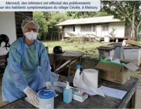 Matoury: comment le virus est entré au village Cécilia?