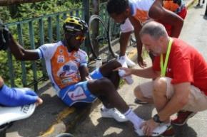 Tour de Guyane 2018: Thierry Ragot de la Martinique vainqueur de la 4ème étape