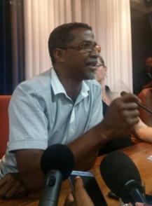 Jean-Victor Castor est le nouveau président de la ligue d'athlétisme de la Guyane
