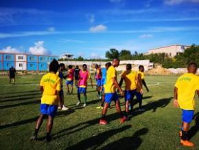 Football : belle victoire de la Guyane face à Anguilla