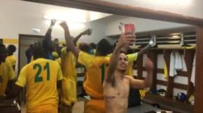 Victoire des Yana Doko face au Guyana