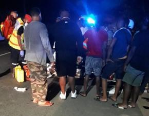Deux accidents mortels sur la RN1: 5 morts