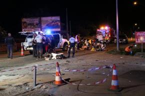 Un homme perd la vie dans un grave accident de la circulation dimanche soir