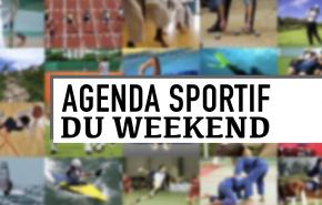 L'agenda sportif du weekend (11-13 décembre)