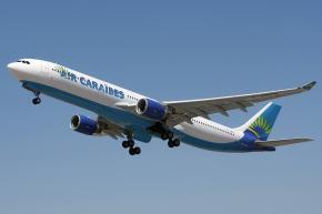 Air Caraïbes envisage la reprise ses vols Cayenne - Paris en juin