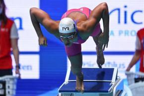 Natation : La nageuse Guyanaise Analia Pigrée s'offre le record de France