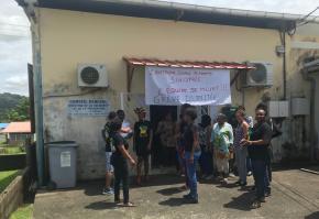 Matoury : Grève illimitée au Service Action Sociale de Proximité