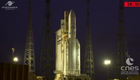 Ariane 5 reprogrammée le 14 août