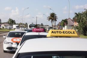 Permis de conduire: 53,56 euros en moins sur le coût global du permis en Guyane