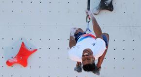 Une blessure force le grimpeur Bassa Mawem à déclarer forfait pour la finale en escalade