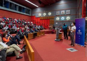 27 nouveaux étudiants guyanais reçoivent une bourse du CNES