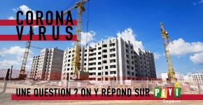 Coronavirus : Les ouvriers du bâtiment peuvent-ils se rendre sur un chantier à partir d'aujourd'hui ?