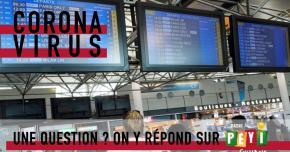 Coronavirus: Les vols d'agrément à destination de la Guyane interdits à partir de jeudi