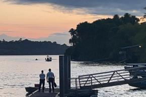 Saint-Georges: disparition d'un jeune homme dans le fleuve Oyapock