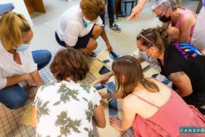 En Guyane, un jeu unique en France pour sensibiliser les plus jeunes aux dangers du Covid-19