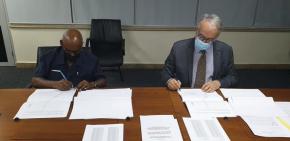 Un accord sur la délimitation de la frontière franco-surinamaise signé