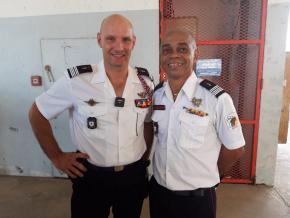 Les sapeurs-pompiers de Guyane changent officiellement de chef