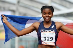 Athlétisme : Gémima Joseph, double championne de France junior