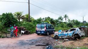 Macouria : Découverte d'un corps sans vie à Sablance