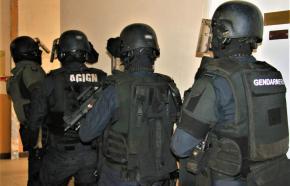 Saint-Laurent: Une opération judiciaire anti-stups de la gendarmerie