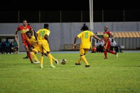 Football: Guyane-Grenade se quittent sur un match nul!