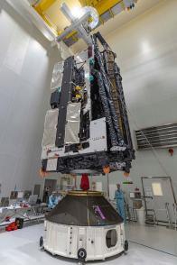 Kourou: Nouveau lancement de la fusée Ariane V