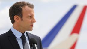 Emmanuel Macron : « prétendre qu'on va contrôler tous les passages aux frontières de Guyane serait impossible »