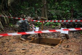 Orpaillage illégal en Guyane : Le phénomène est « contenu », selon le général Jean-Marc Descoux