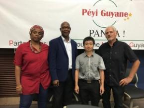 PEYI GUYANE : le mouvement politique lancé par Gabriel Serville