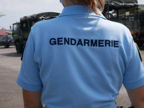 Un local de la gendarmerie part en fumée à la caserne de Cayenne