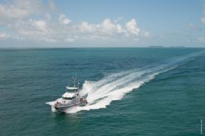 24 naufragés au large de la Guyane dont 5 repêchés et un corps sans vie
