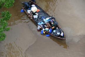 Une pirogue échouée et contrôlée avec à son bord 14 personnes en situation irrégulière