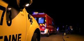 Deux fillettes sont mortes dans l'incendie de leur maison
