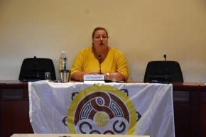 Sophie Charles élue présidente de la CCOG