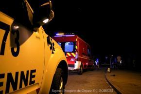 Matoury: tentative de meurtre à Cogneau-Lamirande