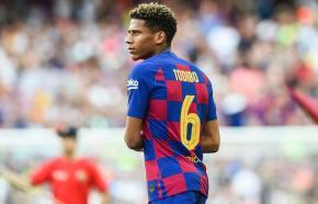 Le footballeur Guyanais, Todibo testé positif au Covid-19