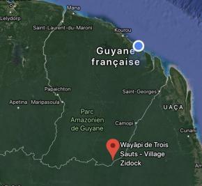 Camopi : Une affaire de viol sème le trouble dans le village de Trois-Sauts