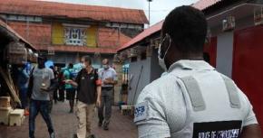 Saint-Laurent : Interpellation de quatre personnes pour vente de picolettes
