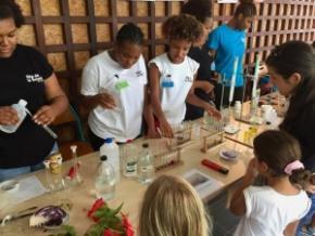 Fête de la science : la Guyane scientifique !