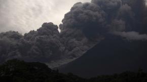 Saint-Vincent : La Guyane peu impactée par le nuage de cendres volcaniques