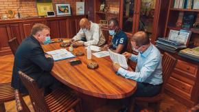 Crise migratoire : Des élus alertent l'Etat sur la situation migratoire