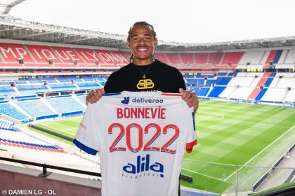 Le Guyanais Kayne Bonnevie dans les effectifs de l'Olympique Lyonnais