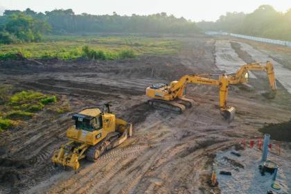 La Guyane en chantier : il faut de la place pour les écoles