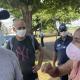 Des élus et des riverains s'emportent contre des migrants arrivés à Cayenne